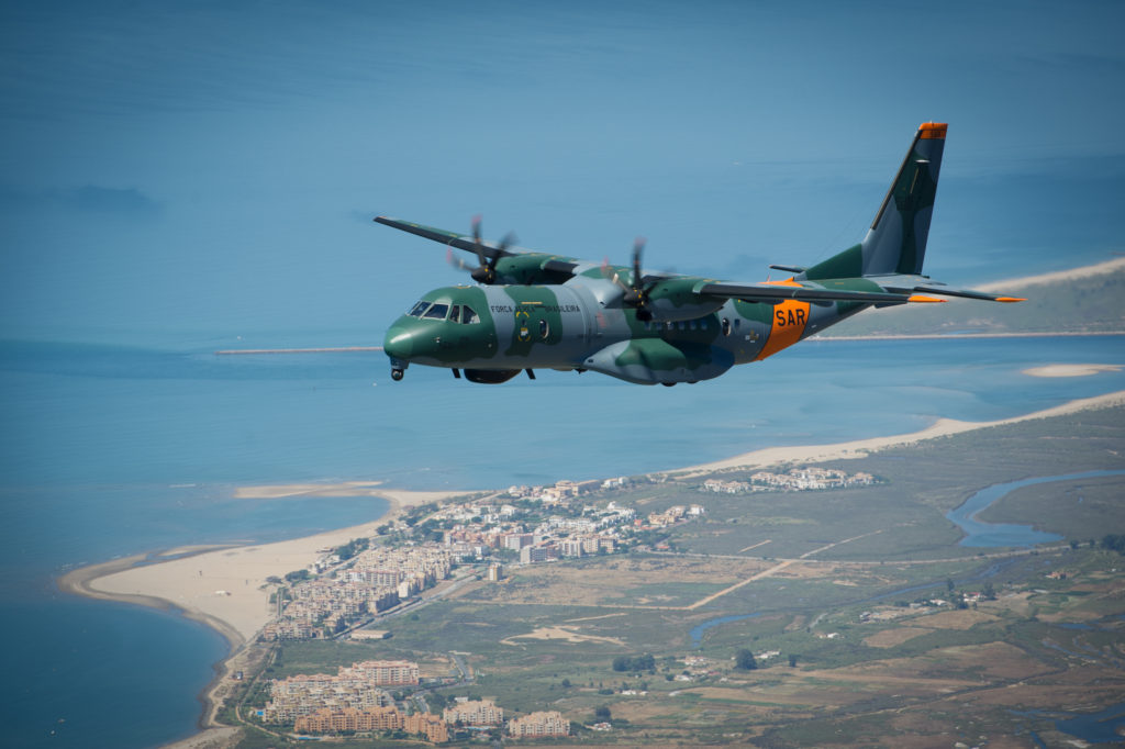 Brazil orders additional Airbus C295 Search and Rescue (SAR) aircraft