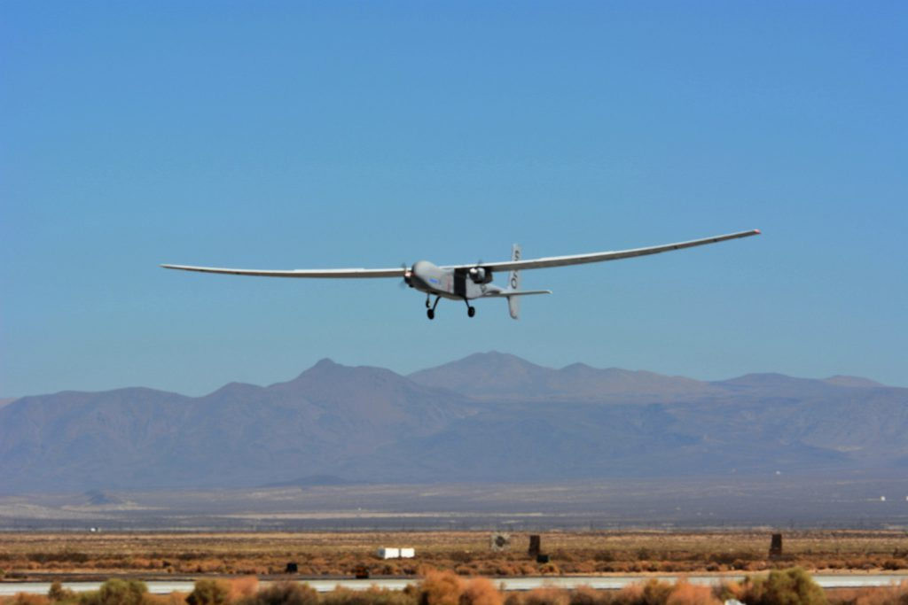 Aurora's Orion Ultra Long Endurance UAS