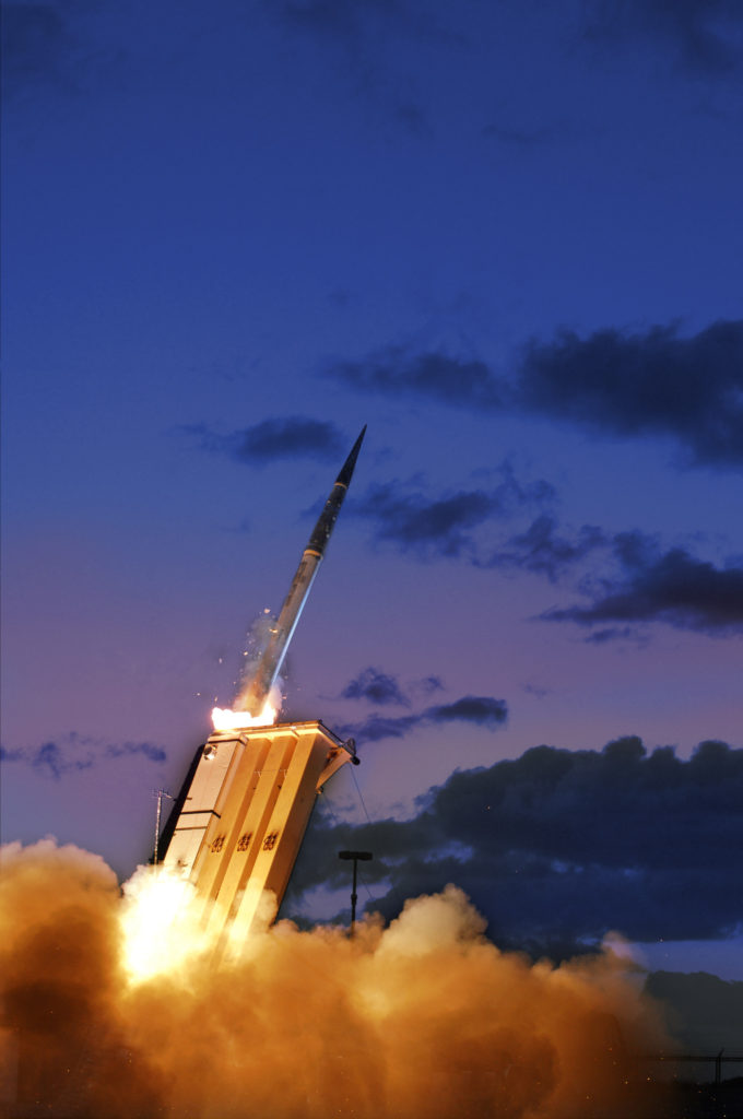 The U.S. Missile Defense Agency (MDA) awarded a $1.2 billion contract to Lockheed Martin for THAAD interceptor production and delivery