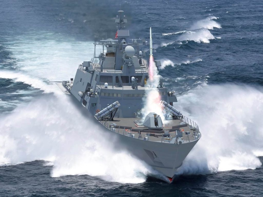 Lockheed Martin received a $15 million conceptual design contract from the U.S. Navy on February 16 to mature its Frigate design. Built to U.S. Navy shipbuilding standards, Lockheed Martin's Frigate offering was designed from the keel up to be adaptable, scalable and responsive to the fleet's needs. It remains the best platform to grow the fleet quickly and affordably