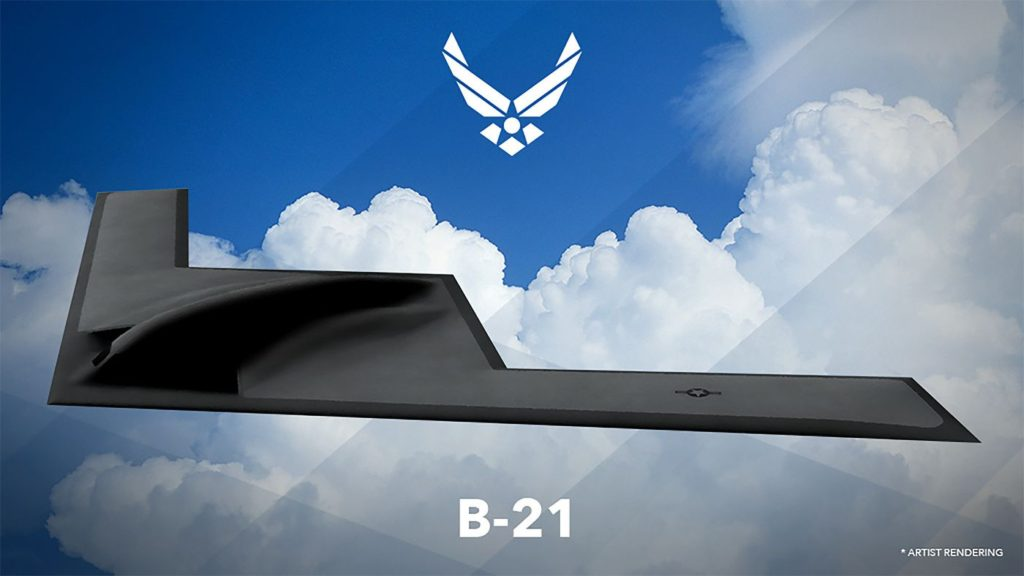 B-21 Raider bomber finishes preliminary design review, and Air Force official is 'comfortable' with progress
