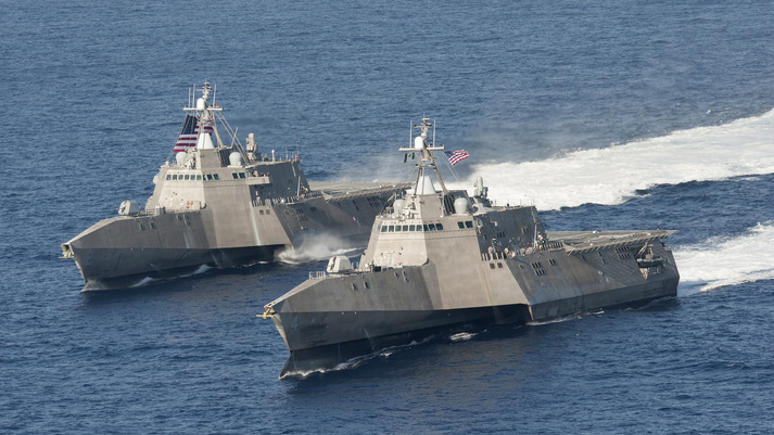 Additional Mk110 Naval Guns set to board U.S. Navy Littoral Combat Ships