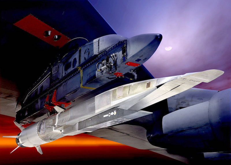 Lockheed Martin beat out two competitors to win the $928 million contract to develop a hypersonic conventional strike weapon for the US Air Force, a Mach 5+ missile to follow on from the X-51A Waverider technology demonstrator (USAF photo)