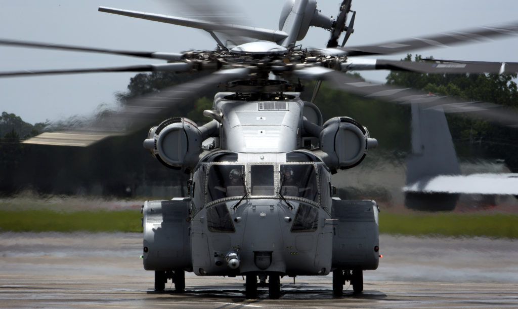 Sikorsky Begins CH-53 King Stallion Heavy Lift Helicopter Deliveries to the U.S. Marine Corps