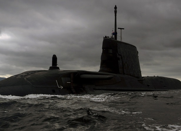 HMS Agincourt (S125) officially named