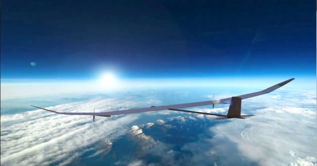 Solar UAV to be developed with the potential to stay airborne for a year
