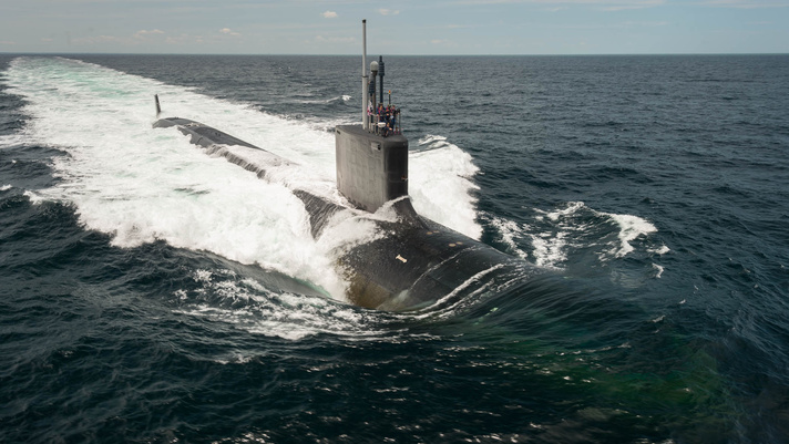 BAE Systems to provide additional payload tubes for new Virginia-class subs