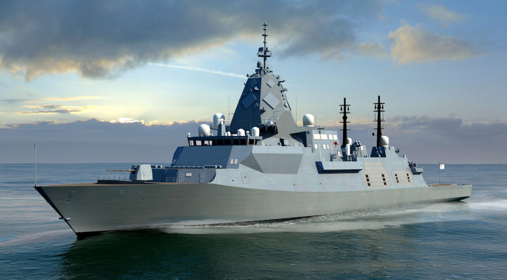 BAE Systems has been selected as the preferred tenderer with the Global Combat Ship – Australia for the Navy's future frigate capability