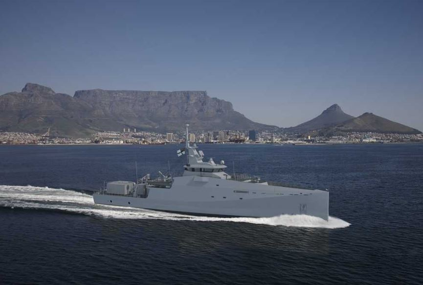 OSI to deliver navigation systems for South African Navy patrol vessels