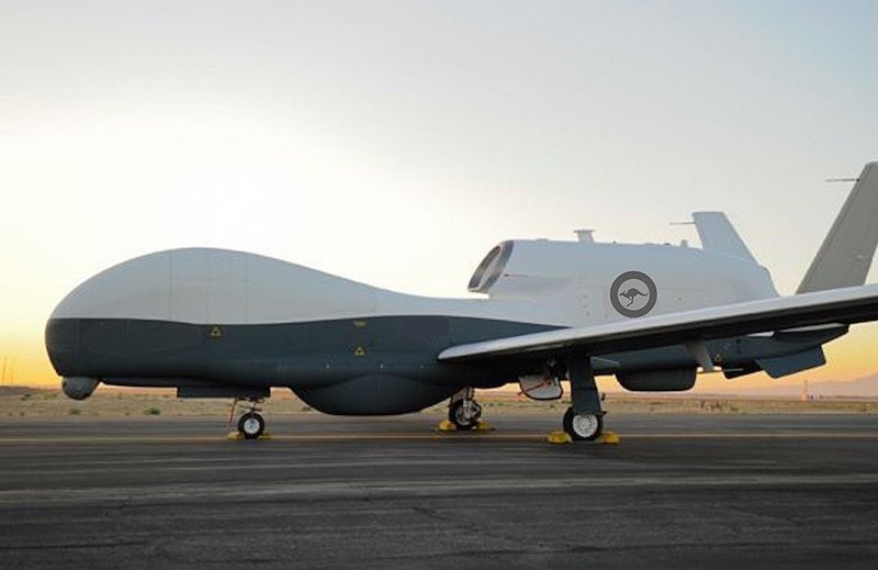 Australia to purchase MQ-4C Triton aircraft system, delivering unprecedented maritime domain awareness