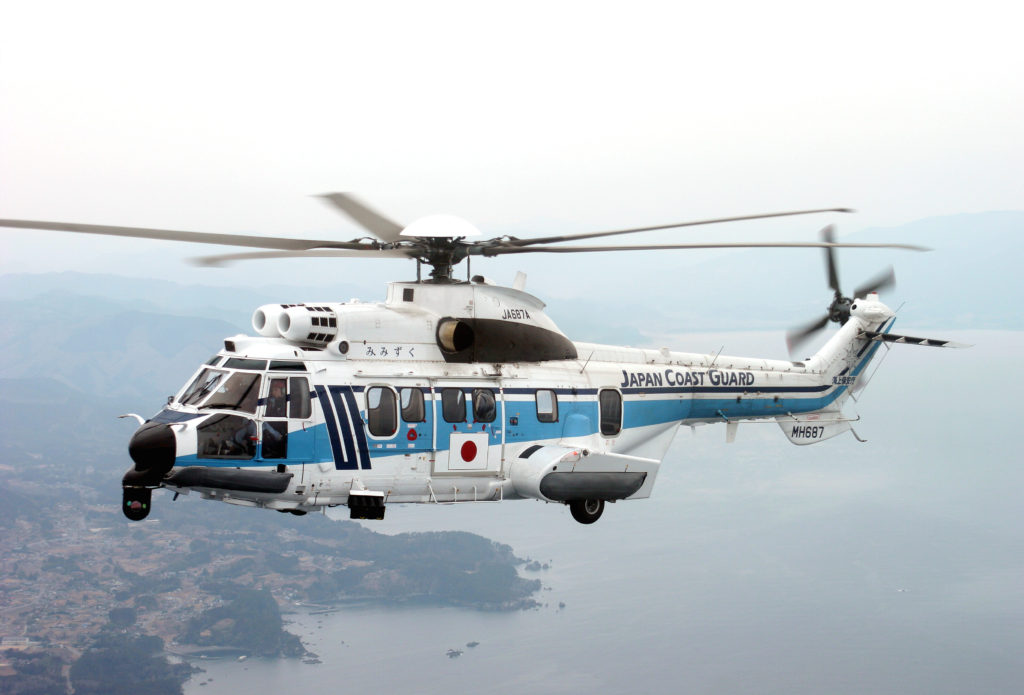 The H225 offers the industry's best speed, range, payload and reliability in an 11-tonne-category twin-turbine rotorcraft