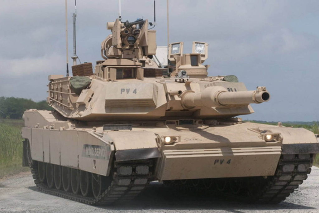 General Dynamics Receives Delivery Order to Upgrade 100 Abrams Main Battle Tanks