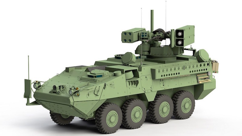 RADA's MHR Radars selected for US Army IM-SHORAD
