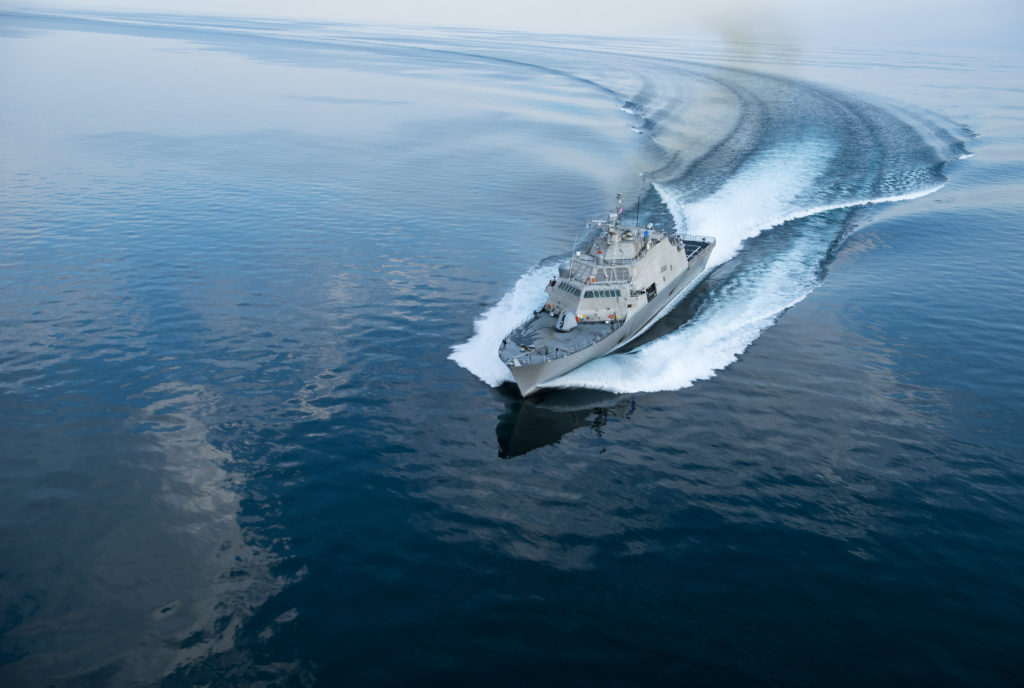 Littoral Combat Ship 13 (Wichita) Completes Acceptance Trials