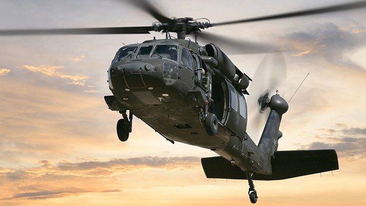 U.S. Army Black Hawks to receive upgraded Doppler navigation systems
