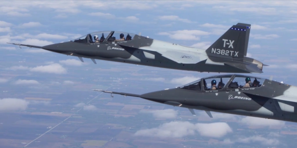 Boeing T-X is the right choice for the U.S. Air Force Training Mission. Meet the people who helped make it possible