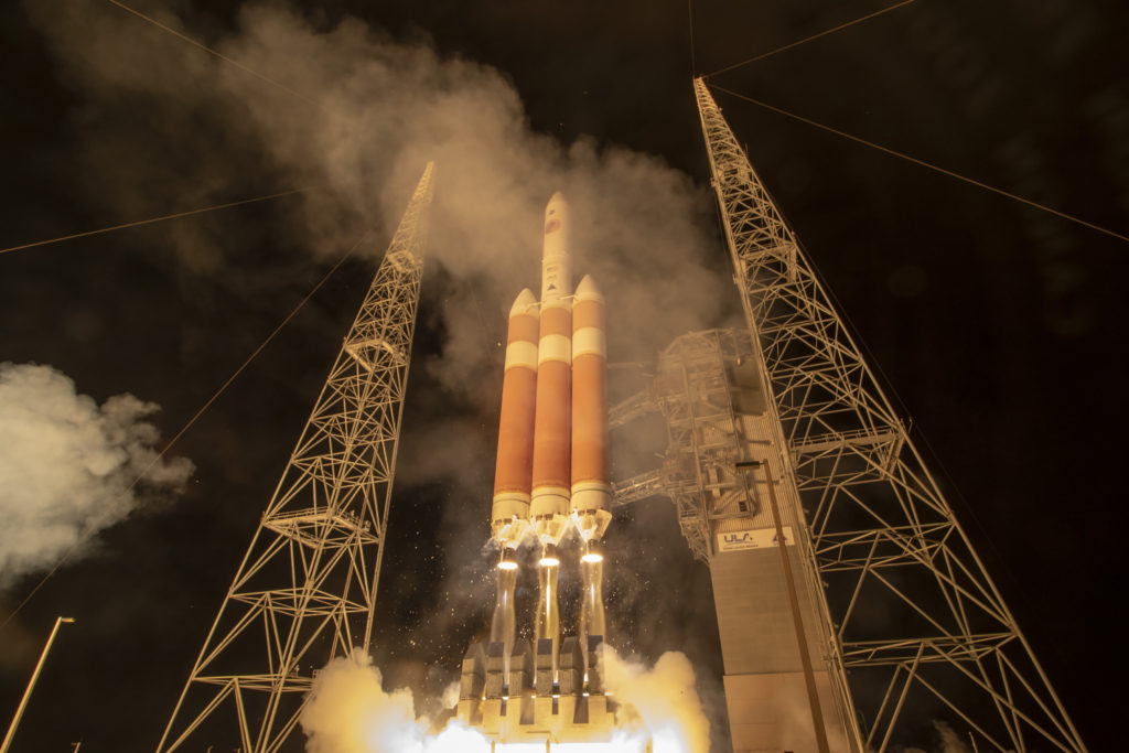 United Launch Alliance Successfully Launches NASA's Parker Solar Probe Spacecraft