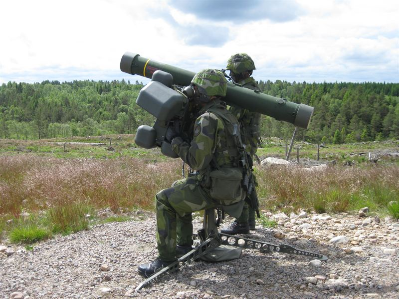 Lithuanian Armed Forces upgrade RBS 70 short-range air defence system, procure new missiles