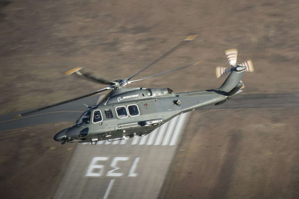 Boeing will provide its MH-139 helicopter and related support to the U.S. Air Force to replace the fleet of UH-1N «Huey» helicopters used to protect America's intercontinental ballistic missile bases (Photo: Fred Troilo, Boeing)