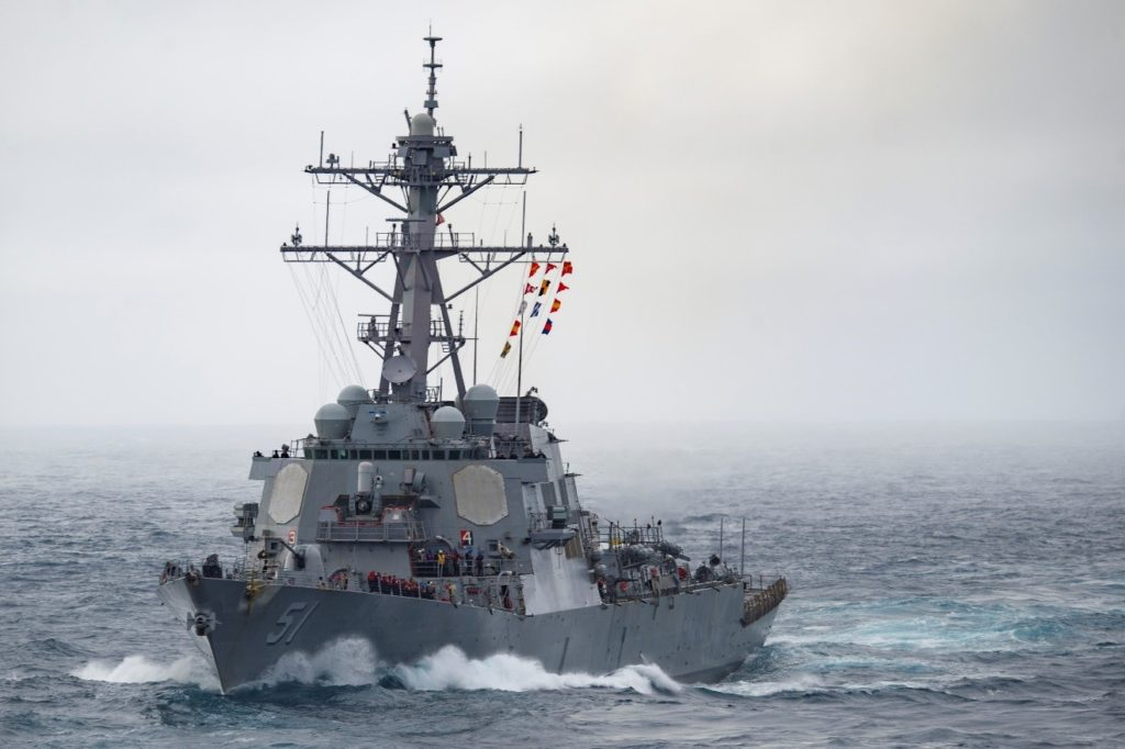 The U.S. Navy WSN-12 Inertial Navigator will be used on the Virginia Submarines and on the Arleigh-Burke class destroyers, as well as a host of other ships (Image courtesy U.S. Navy)