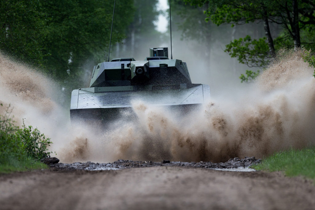 The Lynx Infantry Fighting Vehicle will be paired with Raytheon weapons, sensors and system integration expertise to provide the U.S. Army with an advanced, modular and combat-ready solution (Photo: Rheinmetall Defence)