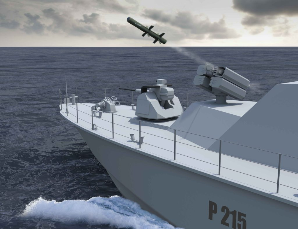 The success of this evaluation allows MBDA to extend the integration perspectives of the MMP system