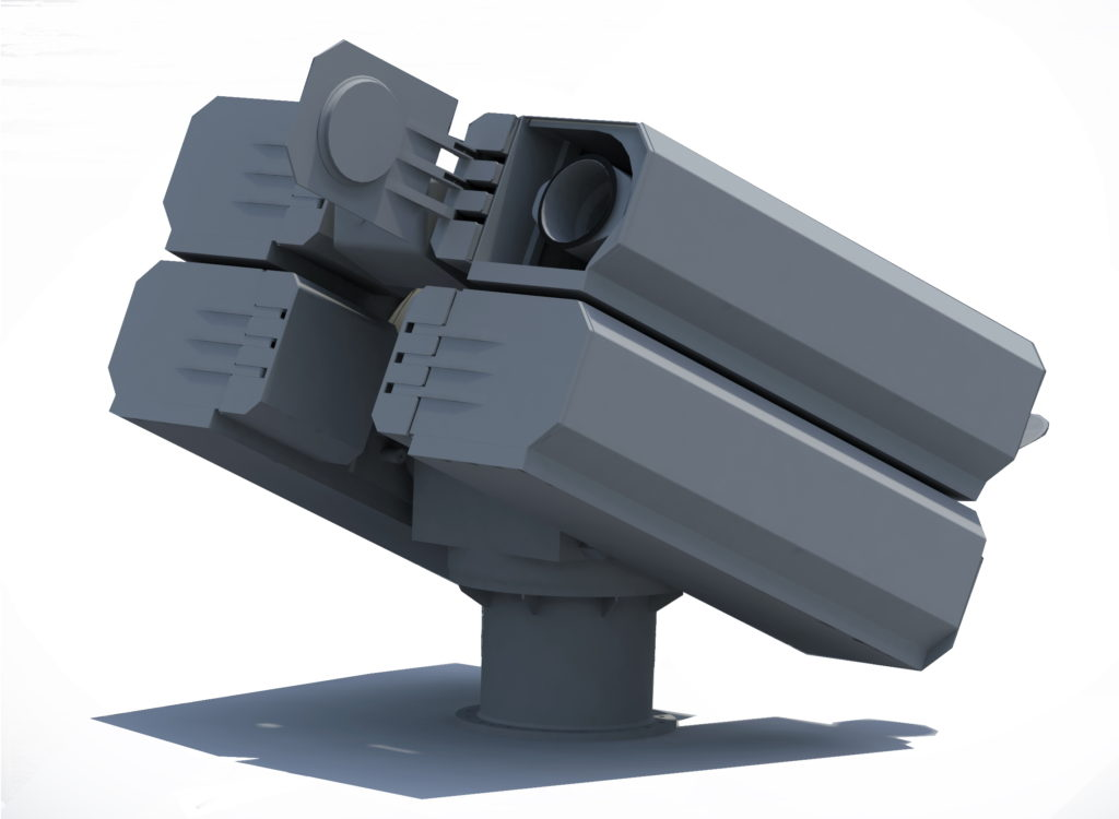 MBDA Introduces Naval Versions of the MMP 5th Generation Missiles System