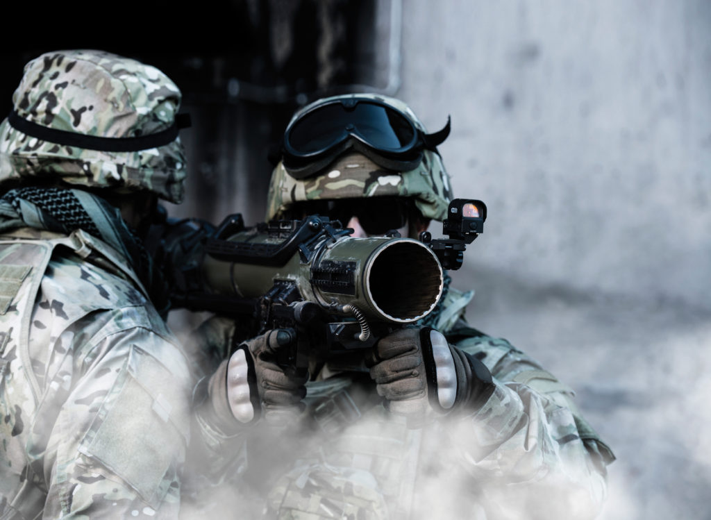 Saab Receives Order for Carl-Gustaf M4 to Slovenian Armed Forces