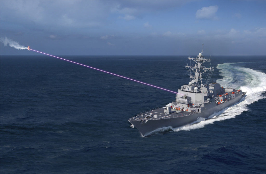 Lockheed Martin's Missile Defense Laser Concept Continues Toward Development