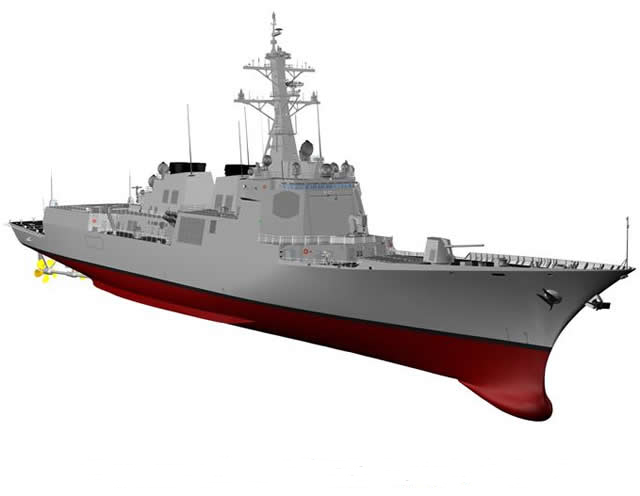 South Korea approves Korea Destroyer Next Generation development plan (DAPA Image)