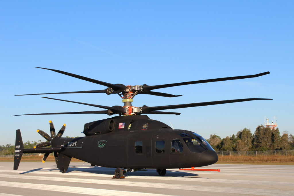 Sikorsky, Boeing Provide First Look At SB>1 DEFIANT