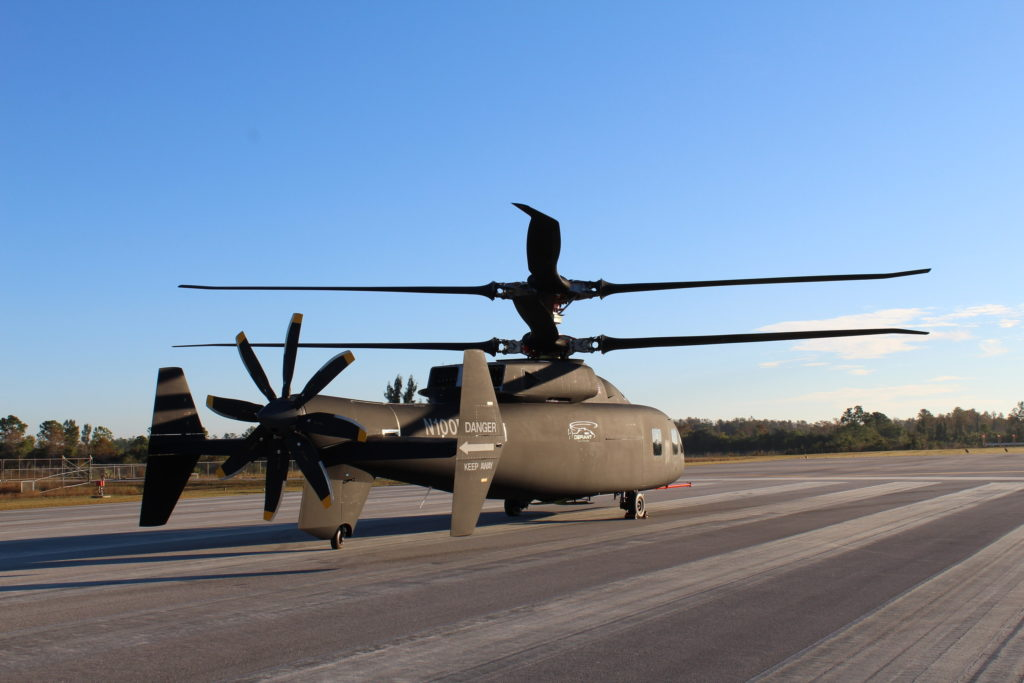 Future Vertical Lift: the next-generation rotorcraft of the U.S. Military