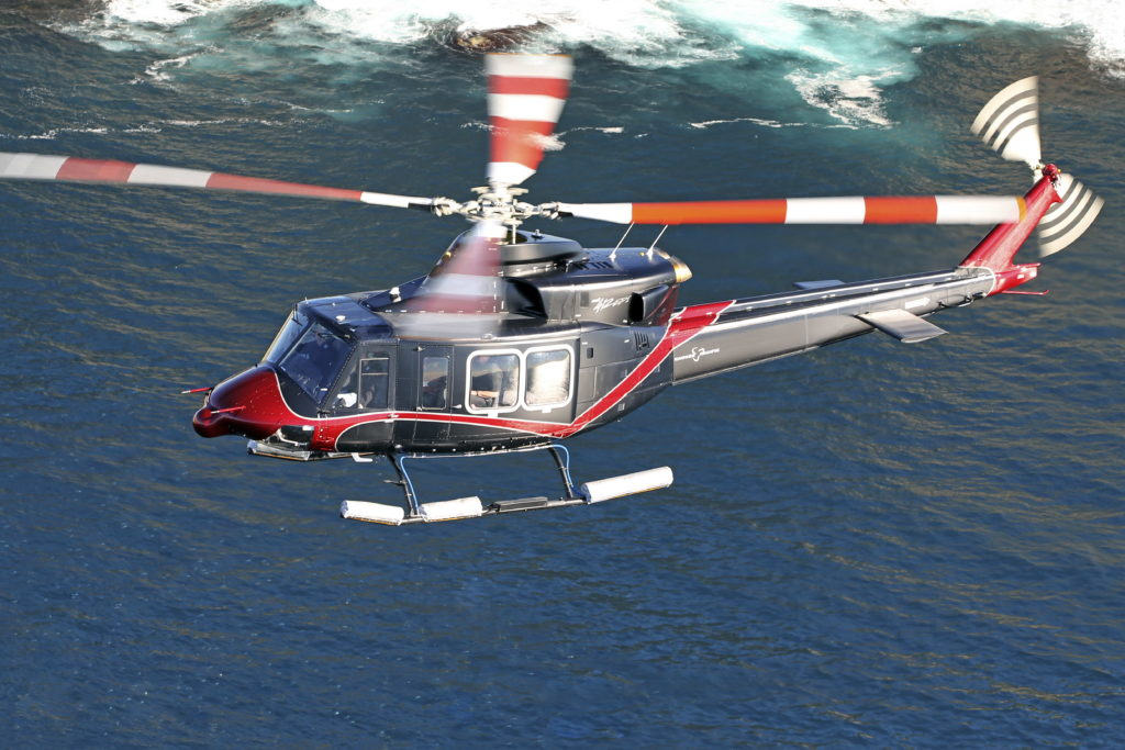 Indonesian Army selects nine Bell 412EPI helicopters to fleet