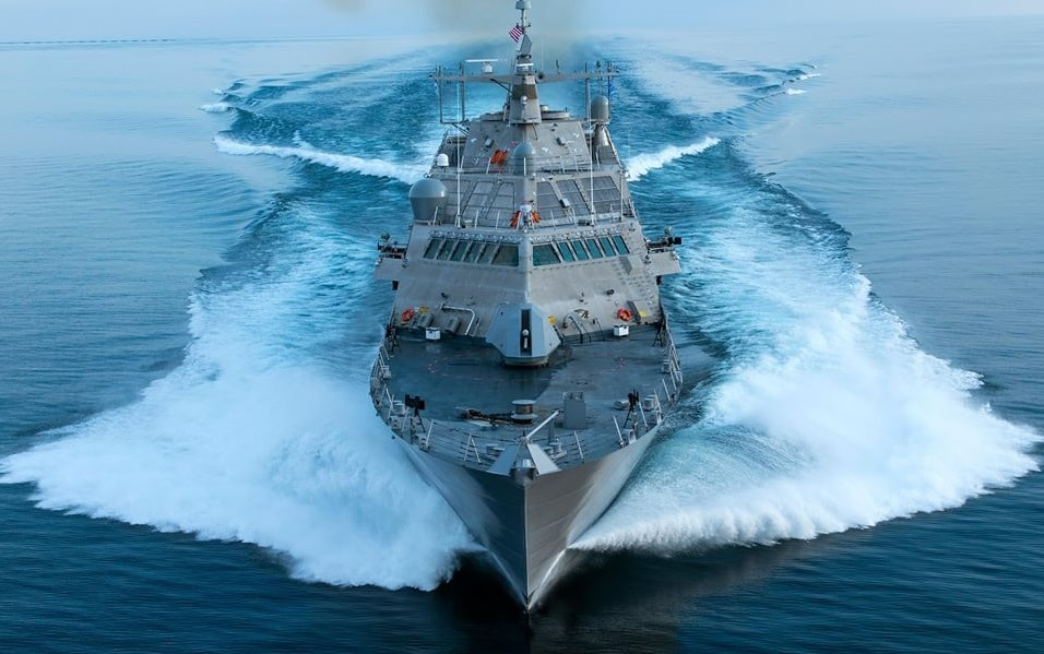 Navy commissioned the USS Wichita (LCS-13)