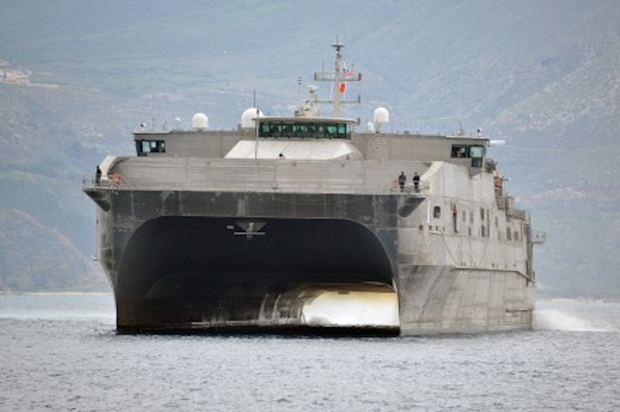 Austal awarded A$369 million U.S. Navy contract