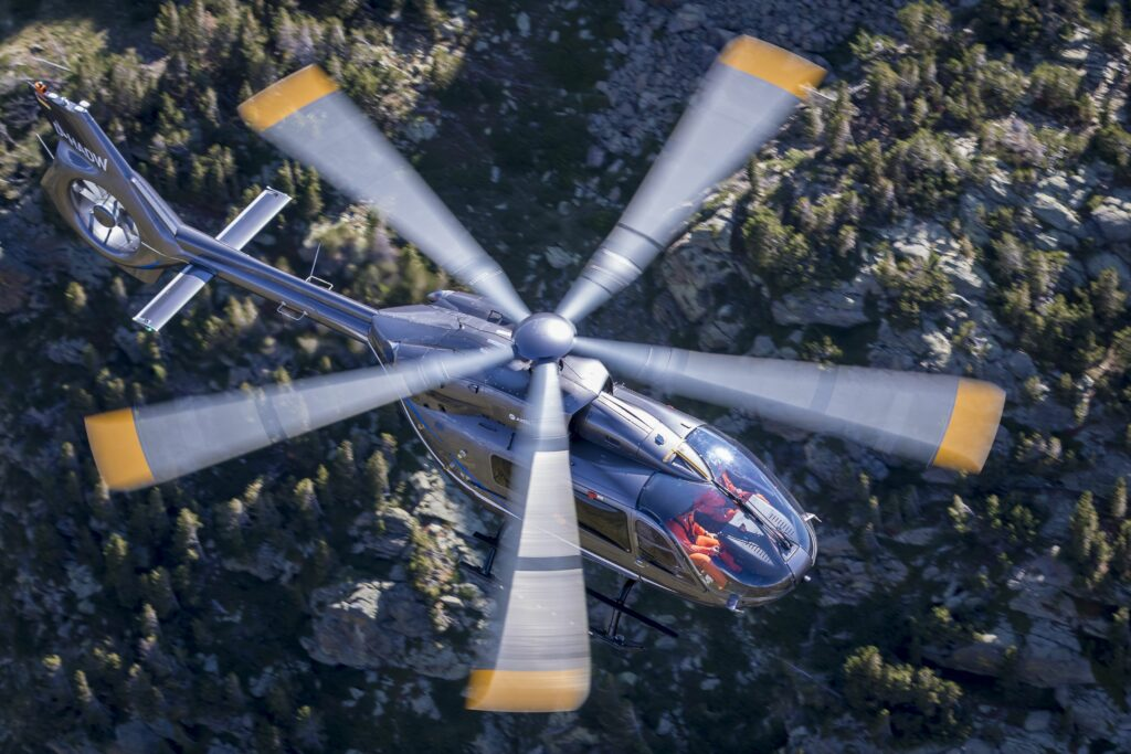 Airbus Helicopters unveils new H145 at Heli-Expo 2019