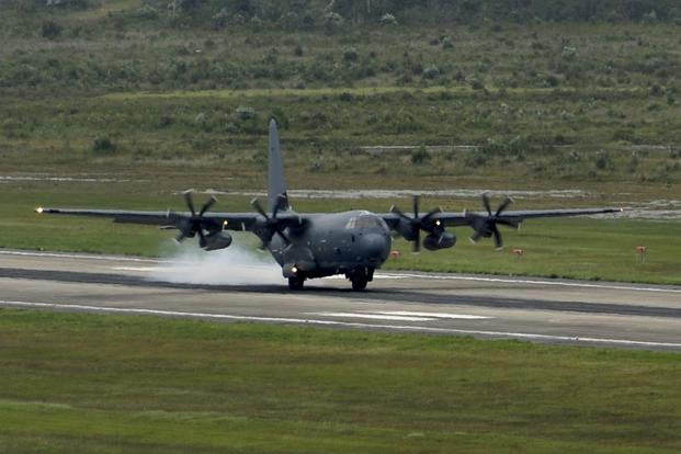 Air Force Gets First Upgraded Ghostrider Gunship