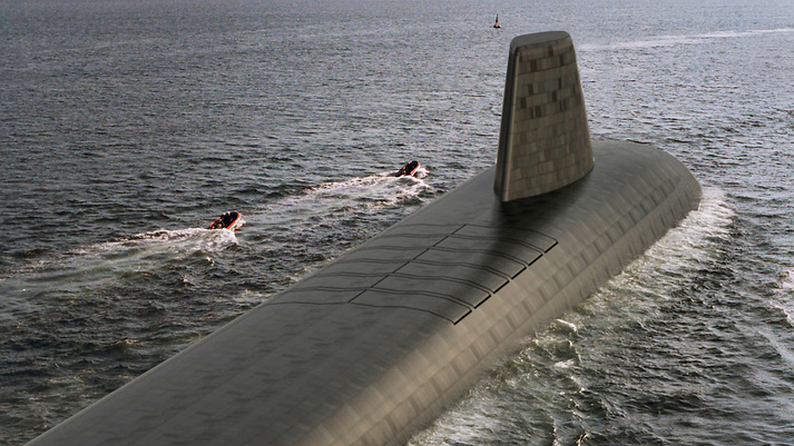 Continuous At Sea Deterrent