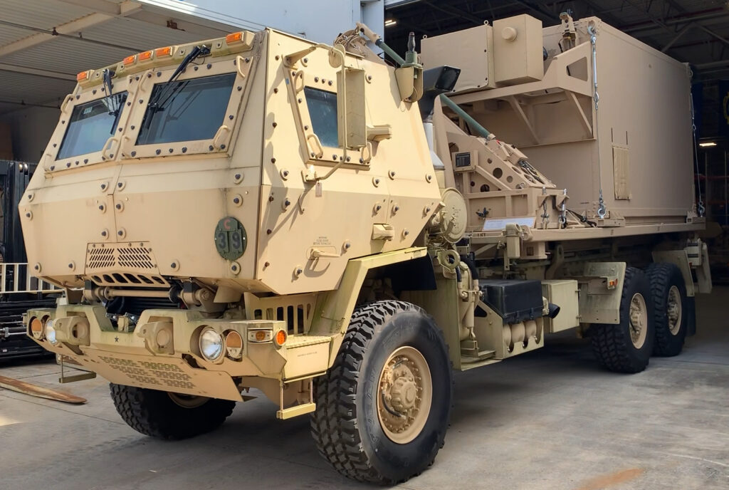Northrop Grumman has delivered to the U.S. Army the first production-representative engagement operations center for the Integrated Air and Missile Defense (IAMD) Battle Command System (IBCS)