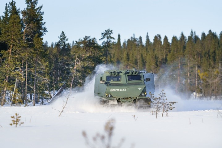 Cold Weather All-Terrain Vehicle (CATV)