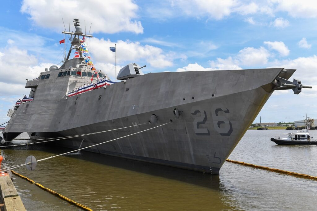 USS Mobile (LCS-26)