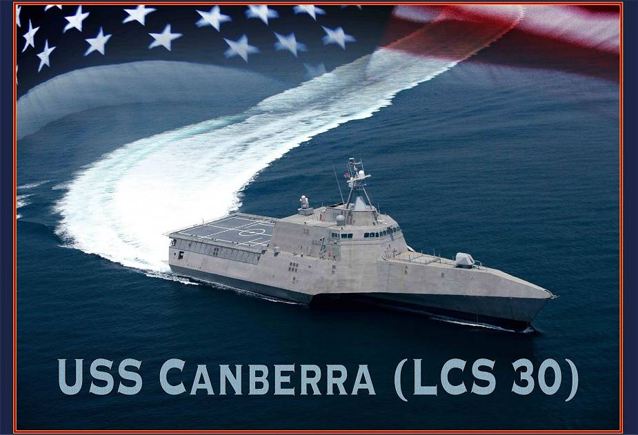 USS Canberra (LCS-30)